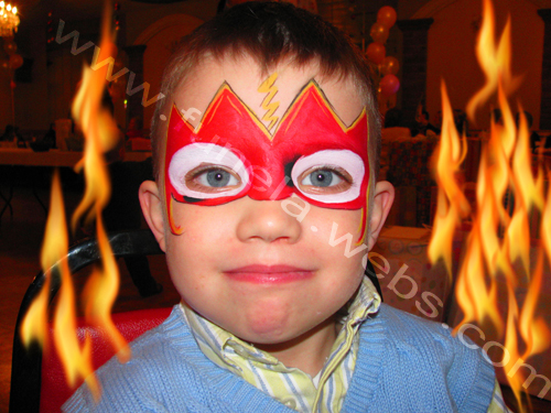 face_painting_fire_mask_design_for_boys