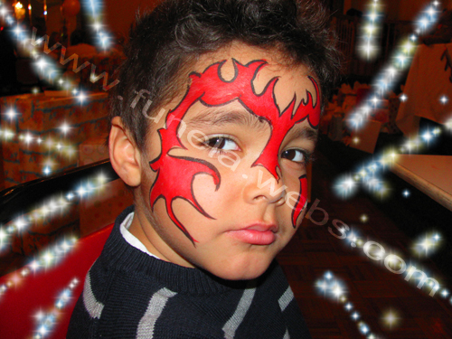 face_painting_warrior_mask_design_for_boys